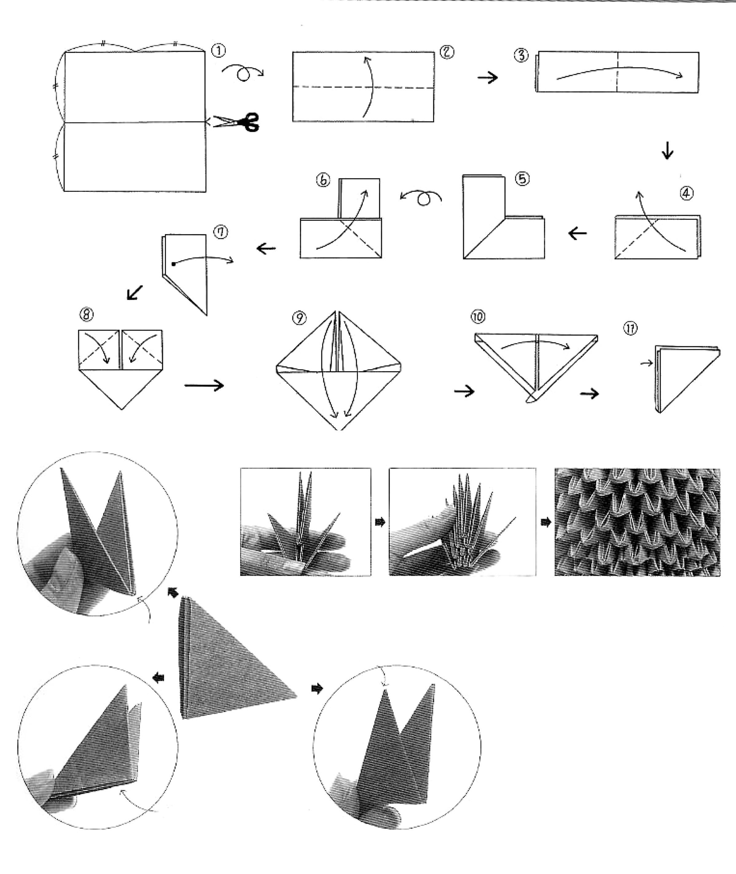 9. Origami 3D | La papiroflexia como recurso didáctico para las ...
